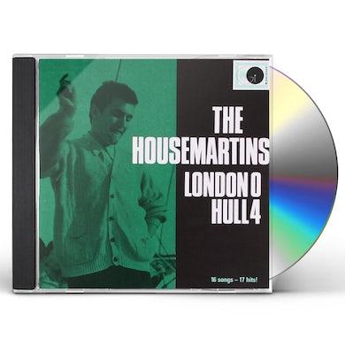 Housemartins LONDON 0 HULL 4 CD