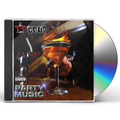 Coup PARTY MUSIC CD