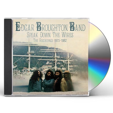 Edgar Broughton Band Speak Down The Wires: The Recordings 197 CD