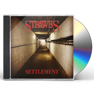 Strawbs Settlement CD