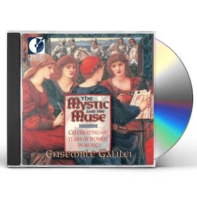 Ensemble Galilei MYSTIC & MUSE: CELEBRATING 600 YRS WOMEN IN MUSIC CD