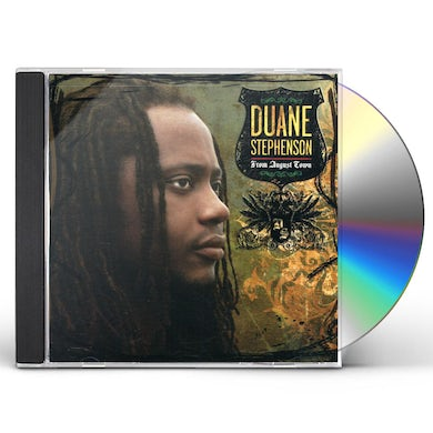 Duane Stephenson FROM AUGUST TOWN CD