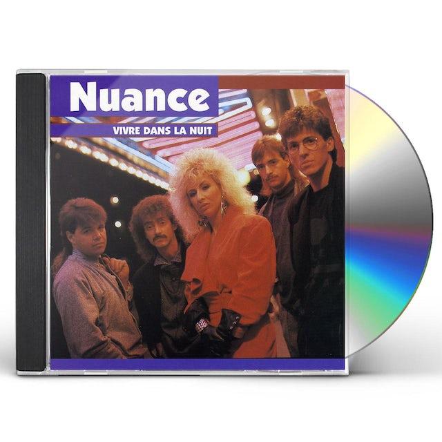 Nuance VIVRE DANS LA NUIT CD