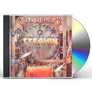 Stampeders STEAMIN CD