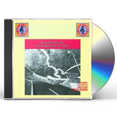 Blue Oyster Cult REVOLUTION BY NIGHT CD