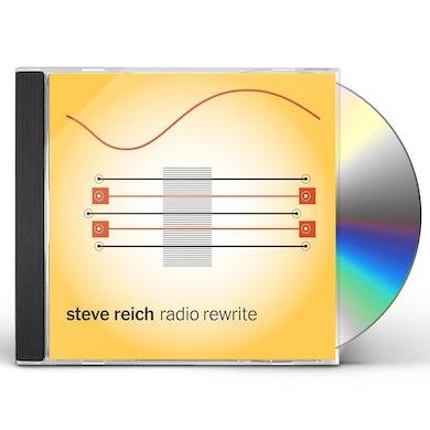 Steve Reich RADIO REWRITE CD