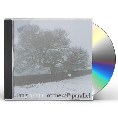 K.D. Lang HYMNS OF THE 49TH PARALLEL CD