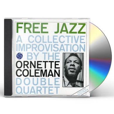 Ornette Coleman FREE JAZZ CD