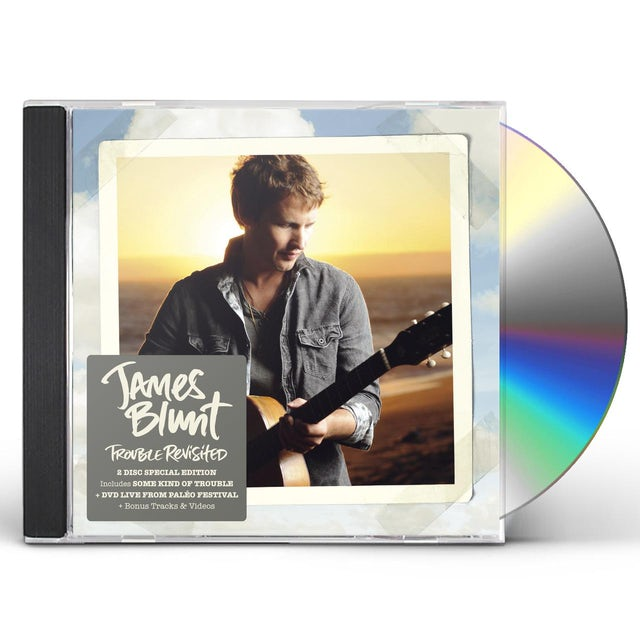 James Blunt TROUBLE REVISITED CD
