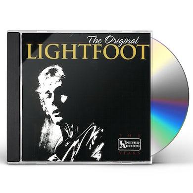 Gordon Lightfoot ORIGINAL LIGHTFOOT: UNITED ART CD
