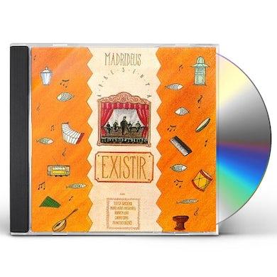 Madredeus EXISTIR CD