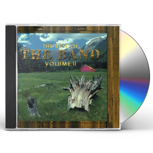 Band. BEST OF THE BAND 2 CD