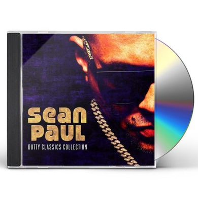 Sean Paul DUTTY CLASSICS COLLECTION CD
