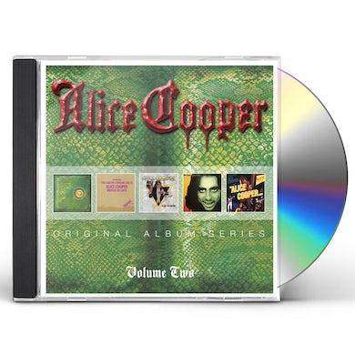Alice Cooper ORIGINAL ALBUM SERIES VOLUME 2 CD
