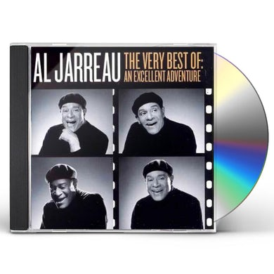 Al Jarreau VERY BEST OF: AN EXCELLENT ADVENTURE CD