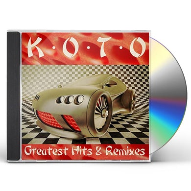 KOTO GREATEST HITS & REMIXES CD