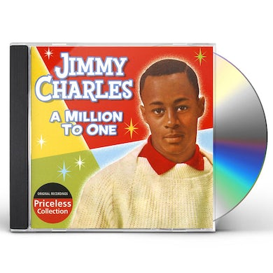 Jimmy Charles MILLION TO ONE CD