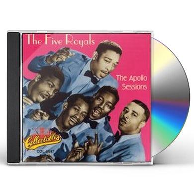 Five Royals APOLLO SESSIONS CD