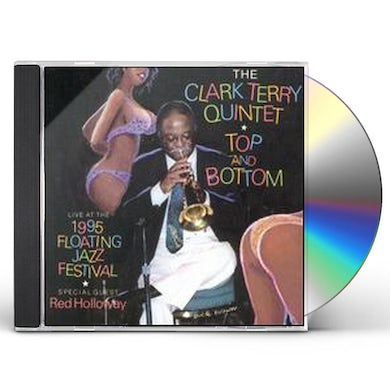 Clark Terry TOP & BOTTOM CD