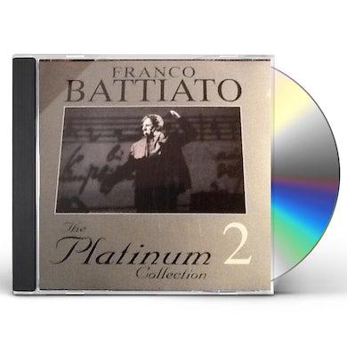 Franco Battiato VOL. 2-PLATINUM COLLECTION CD