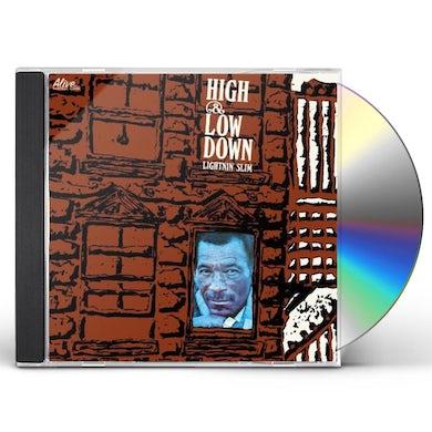 Lightnin Slim HIGH & LOWDOWN CD