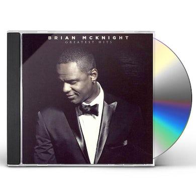 Brian Mcknight GREATEST HITS CD