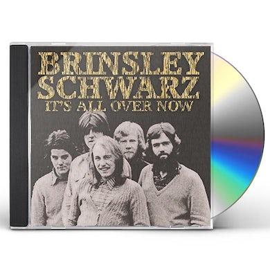 Brinsley Schwarz IT'S ALL OVER NOW CD