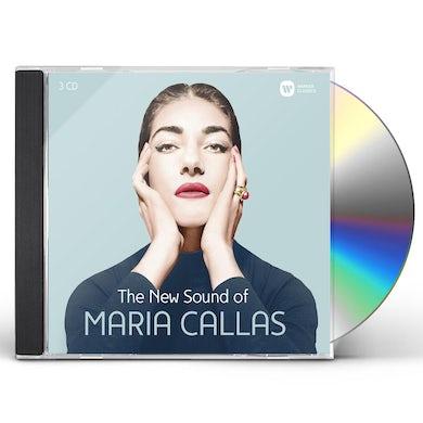 NEW SOUNDS OF MARIA CALLAS CD