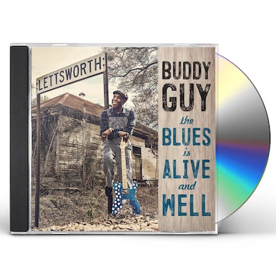 Buddy Guy BLUES IS ALIVE & WELL CD