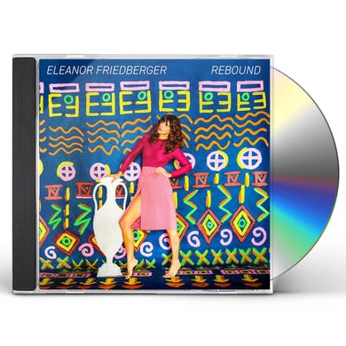 Eleanor Friedberger REBOUND CD