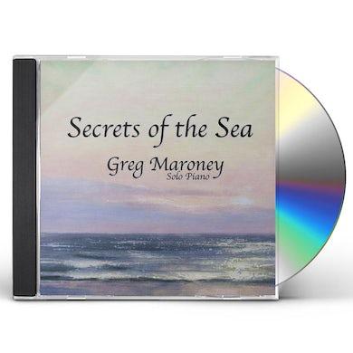 Greg Maroney SECRETS OF THE SEA CD