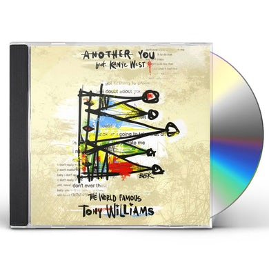 Tony Williams KING OR THE FOOL / ANOTHER YOU CD
