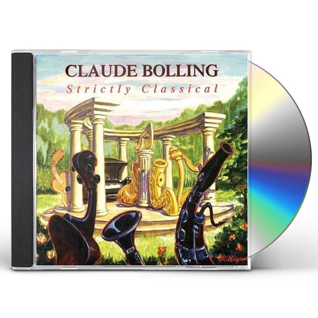 Claude Bolling STRICTLY CLASSICAL CD