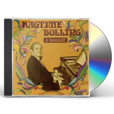 Claude Bolling  RAGTIME BOLLING & BOOGIE CD