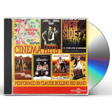 Claude Bolling  CINEMA HITS CD