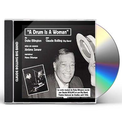 Claude Bolling  DRUM IS A WOMAN BY ELLINGTON CD