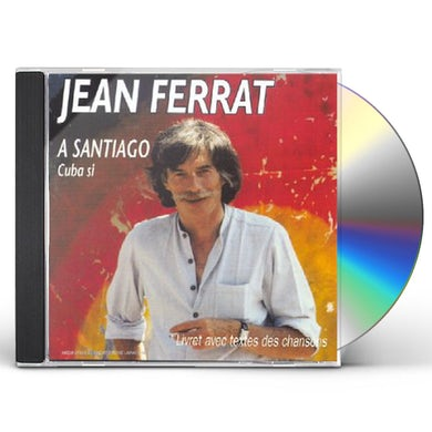 Jean Ferrat SANTIAGO CD