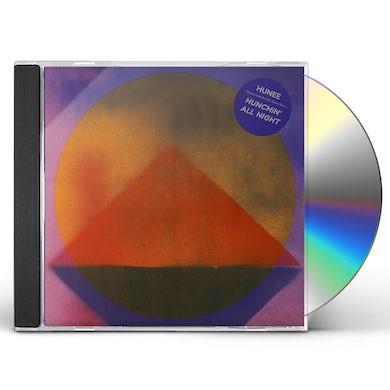 Hunee HUNCHIN ALL NIGHT CD