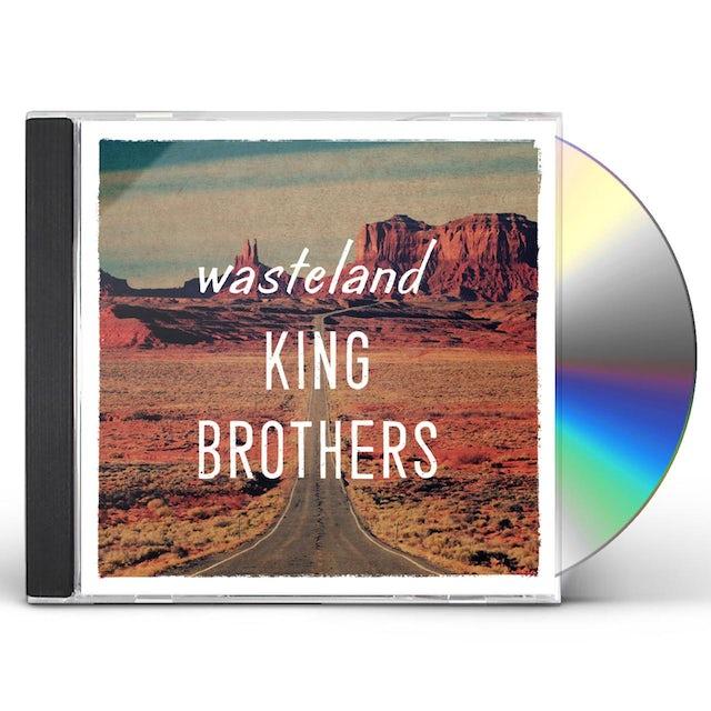 King Brothers WASTELAND CD
