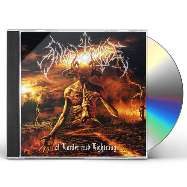 Angel Corpse OF LUCIFER & LIGHTNING CD