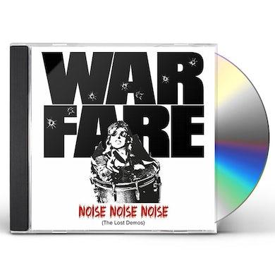 Warfare NOISE NOISE NOISE: LOST DEMOS CD