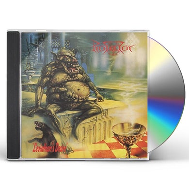 Protector LEVIATHAN'S DESIRE CD
