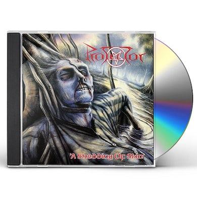 Protector SHEDDING OF SKIN CD