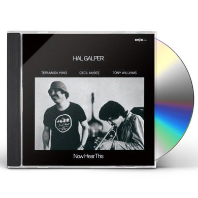 Hal Galper NOW HERE THIS CD