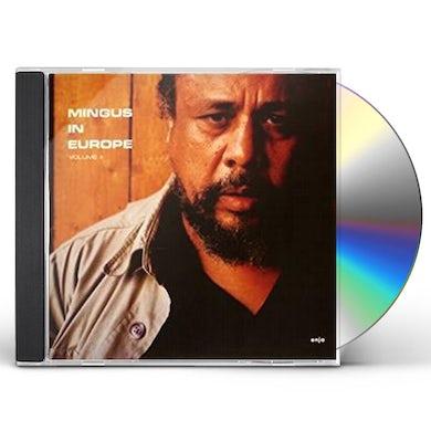 Charles Mingus IN EUROPE CD