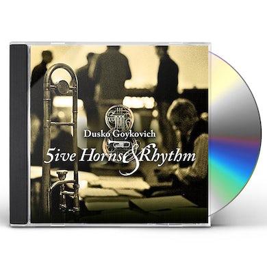 Dusko Goykovich FIVE HORNS & RHYTHM CD