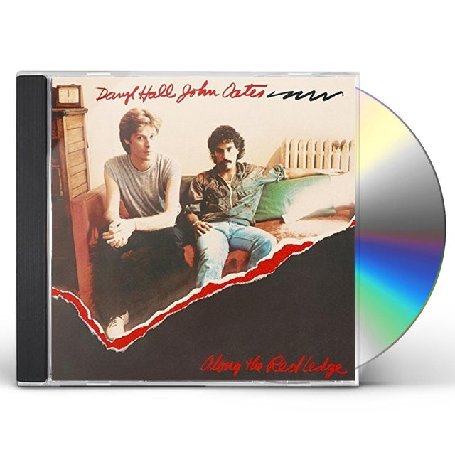 Hall & Oates ALONG THE RED LEDGE CD