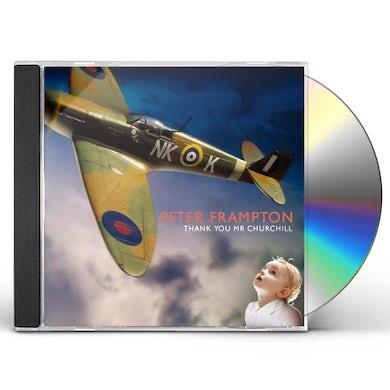 Peter Frampton THANK YOU MR CHURCHILL CD