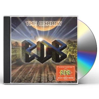 BACK DROP BOMB OCRACY CD