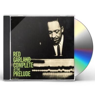 Red Garland COMPLETE AT PRELUDE CD